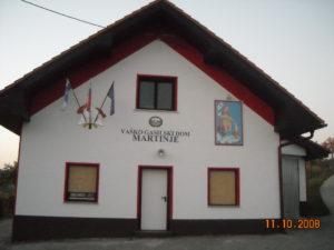 Gasilski dom v Martinju