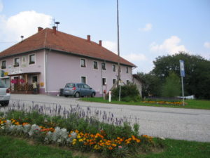 Gasilski dom v Ženavljah