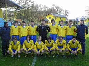Mladinsko moštvo ŠD NK Lesoplast Križevci, 2011