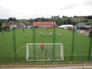 Nogometno igrišče v Lucovi