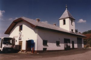 Obnovljen gasilski dom v Šulincih, leta 1998
