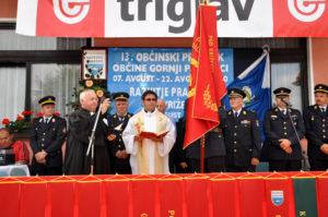 Blagoslov novega prapora, Križevci 2010