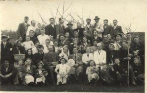 Kukeč, leta 1955