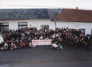 Križevci. leta 2002