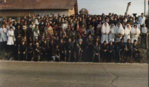 Stanjevci, leta 1987
