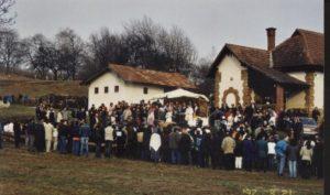 Šulinci, leta 2003