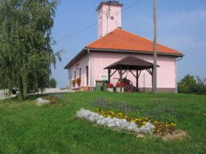 Gasilski dom v Gronjip Petrovcih