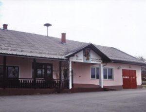 Gasilski dom v Stanjevcih