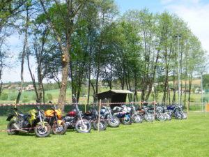 motorji clanov mk gronska strejla 2012