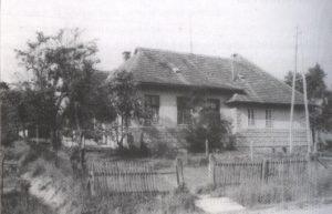 stara sola v stanjevcih 1960