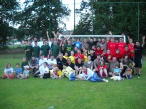 Vsi udeleženci meduličnega turnirja v Gornjih Petrovcih, 2011